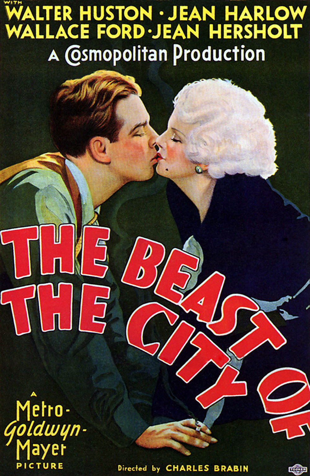 The Beast of the City (1932) – The Motion Pictures