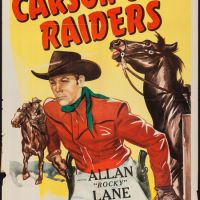 Lindsey Tries to Appreciate Westerns: Carson City Raiders (1948)