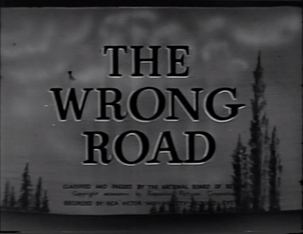 Wrong Road (1937)