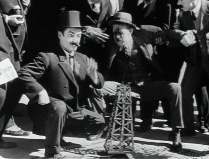 It's a Gift - One of my favorite discoveries from the Slapstick Encyclopedia DVD set (Screen capture by Lindsey for TMP)
