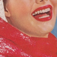 True Story 1954 Cover Girl: Myrna Hansen