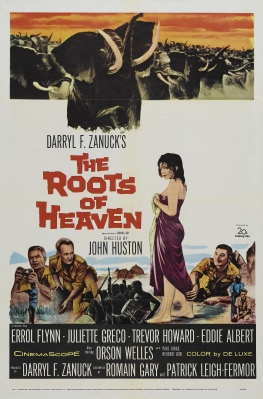 Poster for 'The Roots of Heaven' (Image via Doctor Macro)