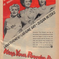 Keep Your Powder Dry (1945)