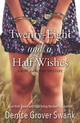 The cover for the first book in the Rose Gardner Mysteries series (Image via Brandee's Book Endings)