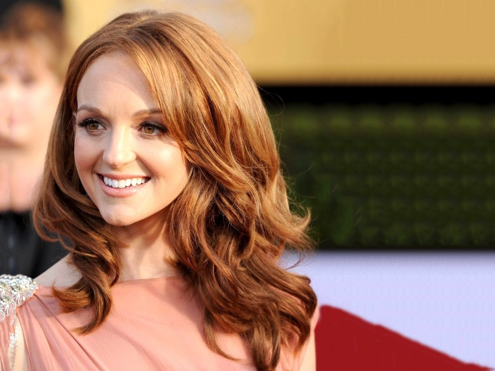 Jayma Mays (Image via All About Hollywood Stars)
