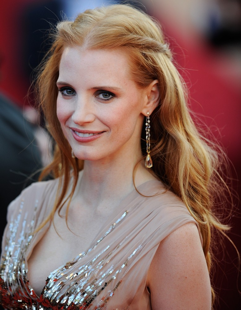 star spotlight jessica chastain the motion pictures