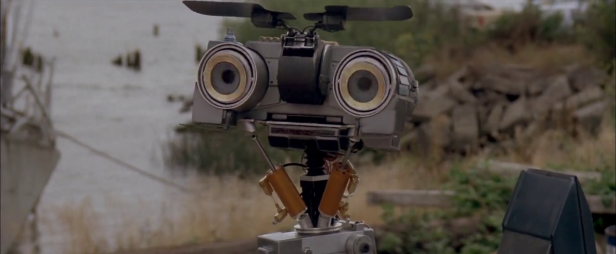 Number 5 is alive in Short Circuit (Image via YTS)