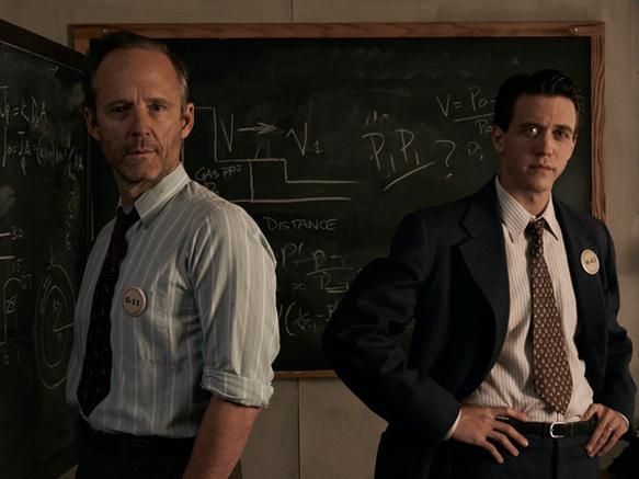 Frank and Charlie (Image via wgnamerica.com)