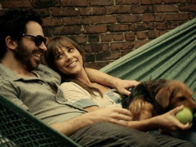In addition to its strong performances and interesting story, Monogamy also gets a CUTE PUPPY BONUS. (Image via reeltalkonline.org)