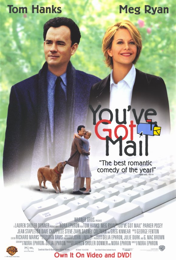 Favorite Things About You Ve Got Mail 1998 The Motion Pictures