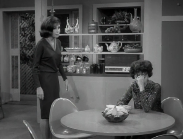 Laura and Millie make a plan. (Screen capture by Lindsey for TMP)