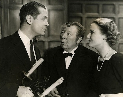 Image result for haunted honeymoon 1940