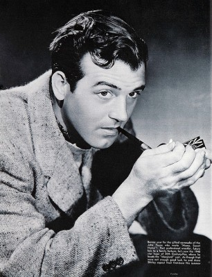 John Payne in the '40s (Image via Vintage-Stars on flickr)