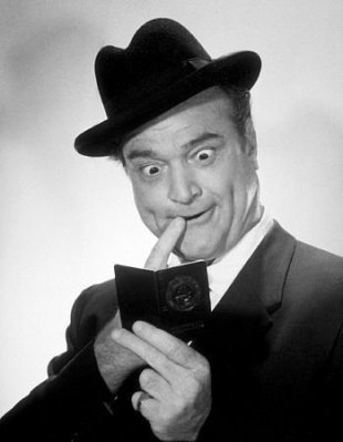 Jokester Red Skelton had to take a break after years of physical comedy, but he had no trouble making a comeback. (Image via bbemuseum.com)
