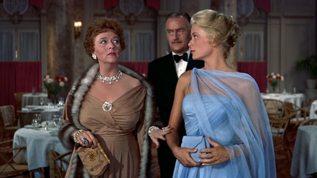Frances and her mother are wealthy, well-dressed ladies. (Screen capture by Lindsey for TMP)