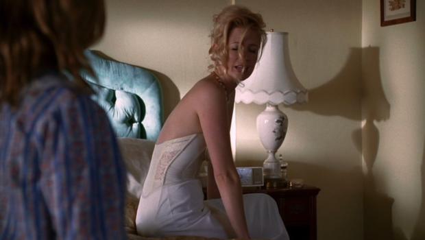 """Betty: """"Sally, mommy has a headache."""""""