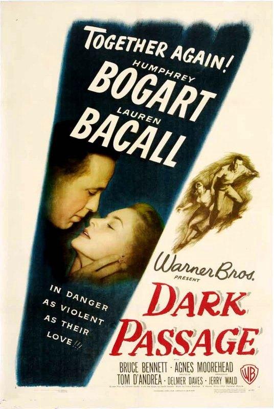 The 1947 Blogathon: Dark Passage (2/6)