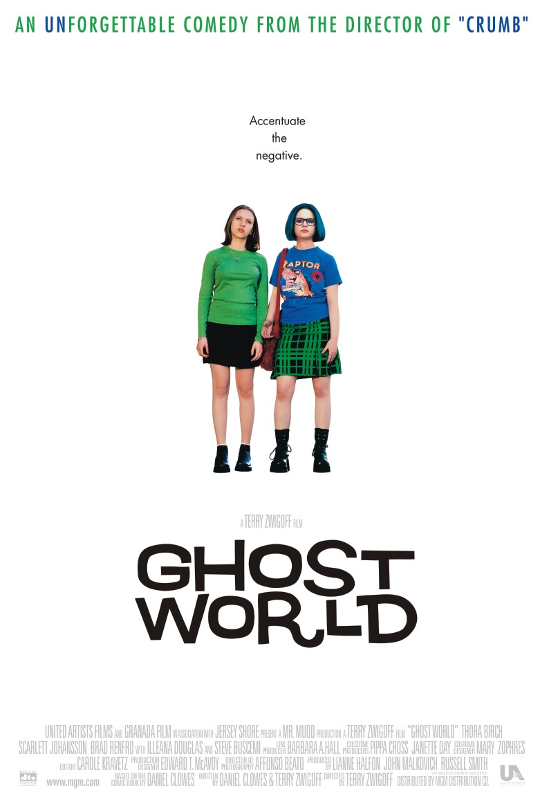 Ghost World Book