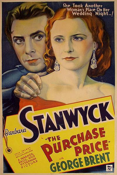 Bill, the Director and Barbara, the star: Ranking the Collaborations of Wellman and Stanwyck (5/6)