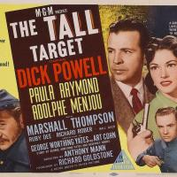 One year, one film: 1951 - The Tall Target (1951)