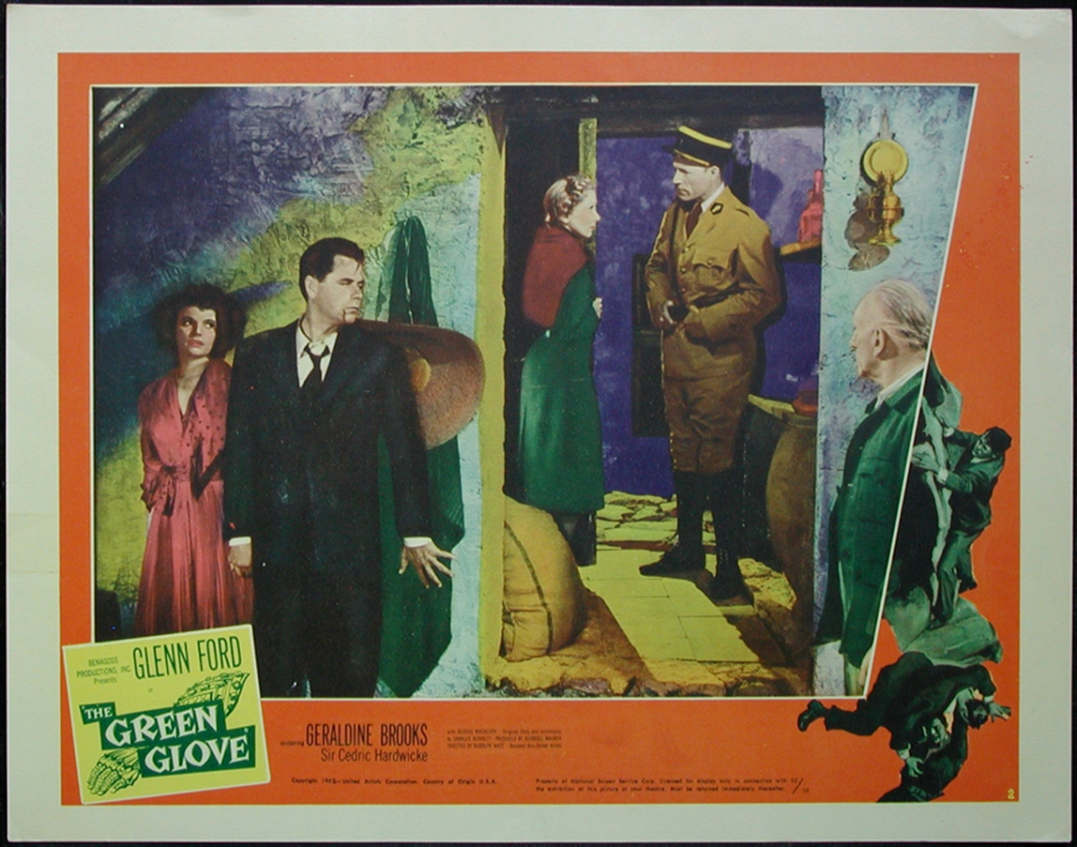 Mill Creek Musings: The Green Glove (1952)