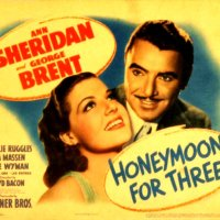 Honeymoon for Three (1941)