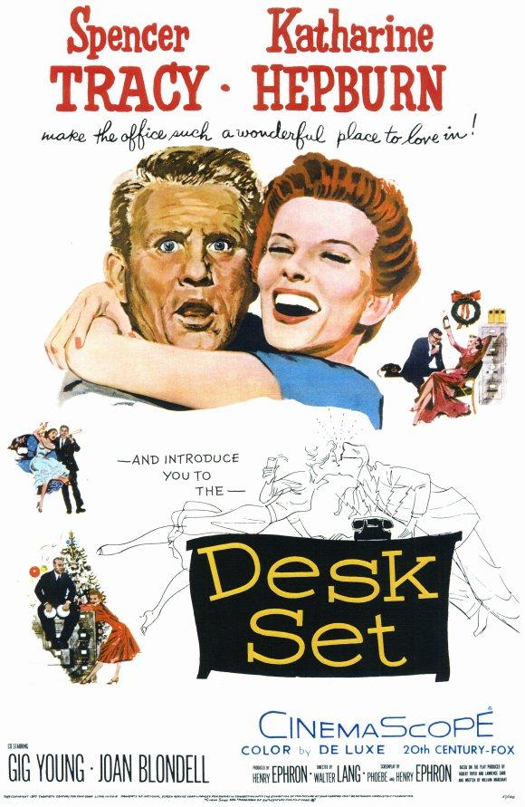 Desk Set (1957) (1/2)