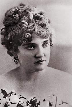 Baby Doe Tabor, the inspiration for Yates Martin's mistress, Lily (Image via babydoe.org)