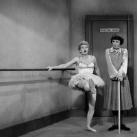 "Classic Stars on the Small Screen: I Love Lucy's ""The Ballet"""
