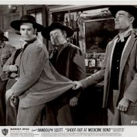 Shoot-Out at Medicine Bend (1957)