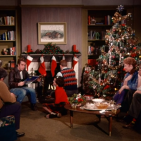 Eight Days of Christmas, Day 5: Christmas with the Fonz