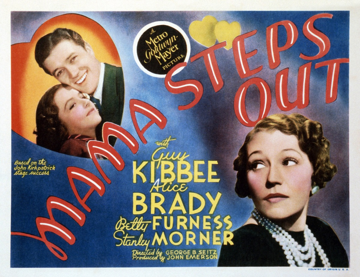 Mama Steps Out (1937)