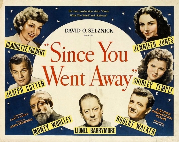 since you went away lobby card