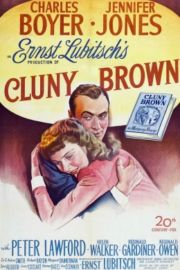cluny brown 1946 film poster