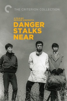 danger stalks near criterion cover