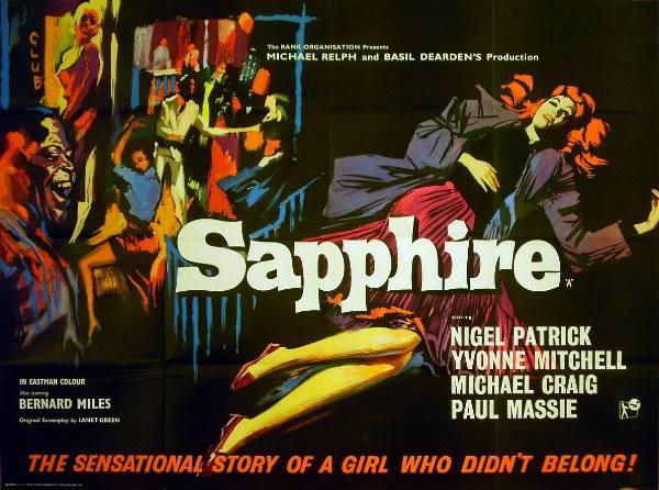 sapphire lobby card