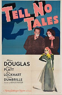 tell no tales film poster