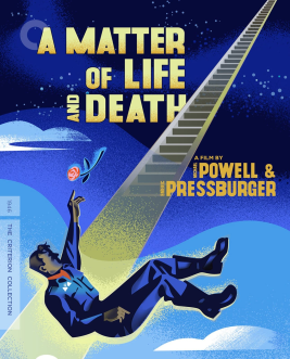 A Matter of Life and Death Criterion Edition Cover