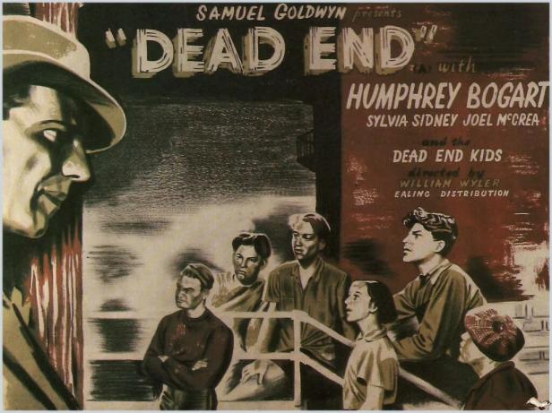 Dead End 1937 Lobby Card