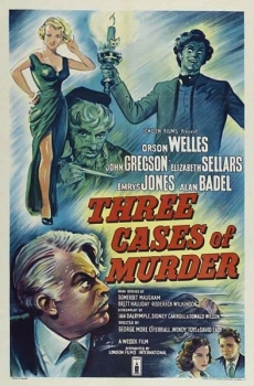 Three Cases of Murder Movie Poster