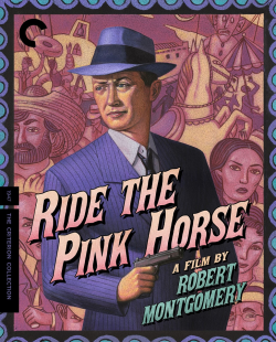 Ride the Pink Horse Criterion Cover