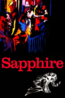 Sapphire 1959 Poster