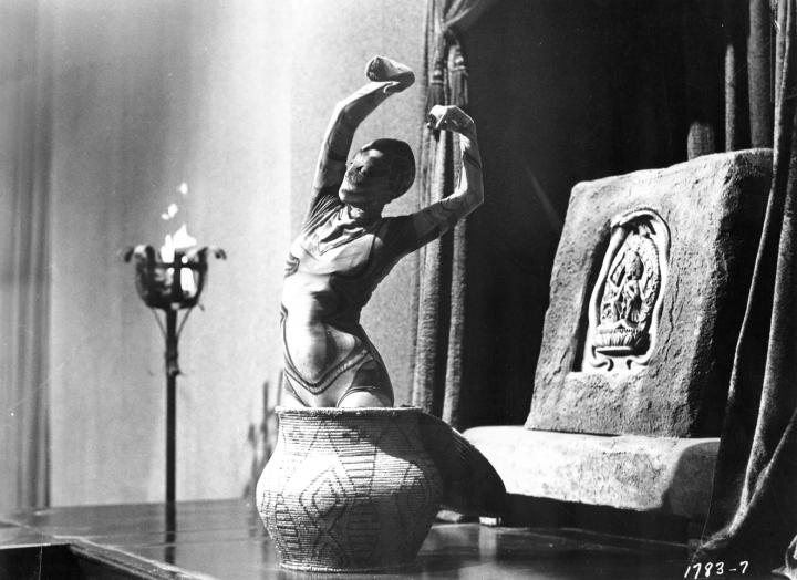 Cult of the Cobra film still