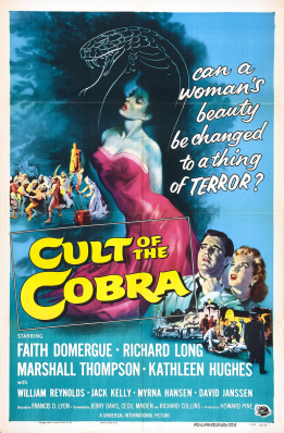 Cult of the Cobra movie poster