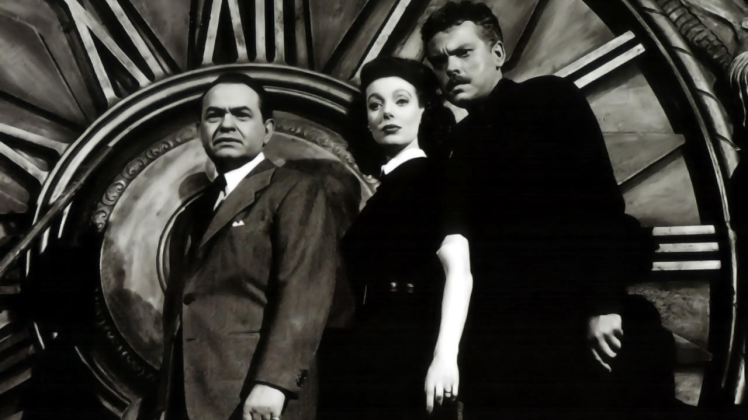 The Stranger 1946 promotional still