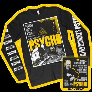 studiohouse psycho shirt