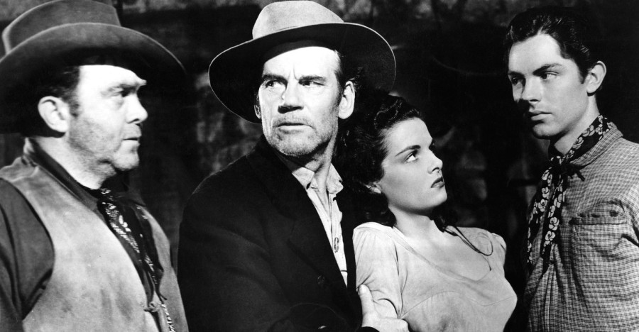 The Outlaw 1943 film still